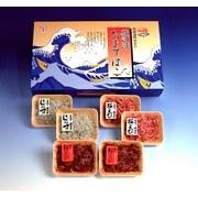 【ヤマト食品】桜えび・しらす詰め合せ(たまてばこ)